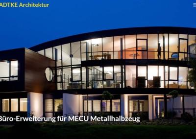 Webtexte Architektur