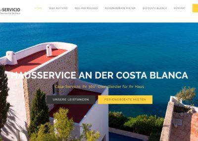 Webtexte Hausservice