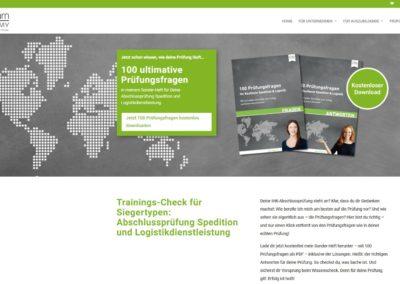 Texte Leadpage für Leadmagnet