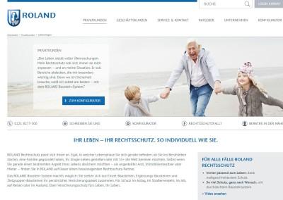 Webtexte Roland Rechtsschutz