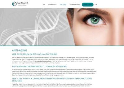 Webtexte Kosmetik