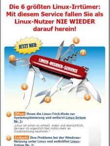 SAM Linux Insider