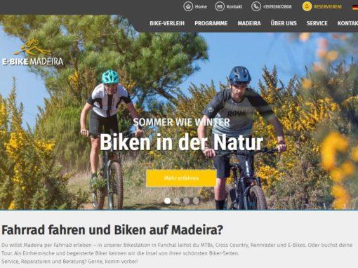 Webtexte E-Bike