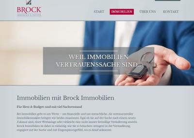 Texte Brock Immobilien