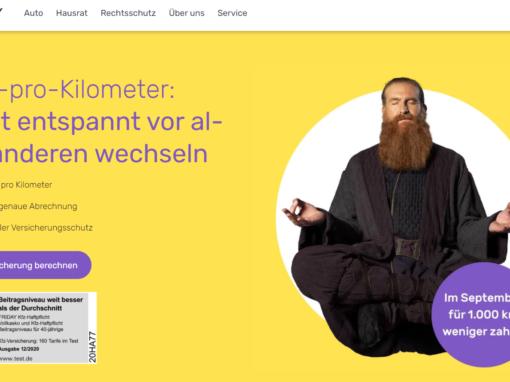 Webtexte Versicherung
